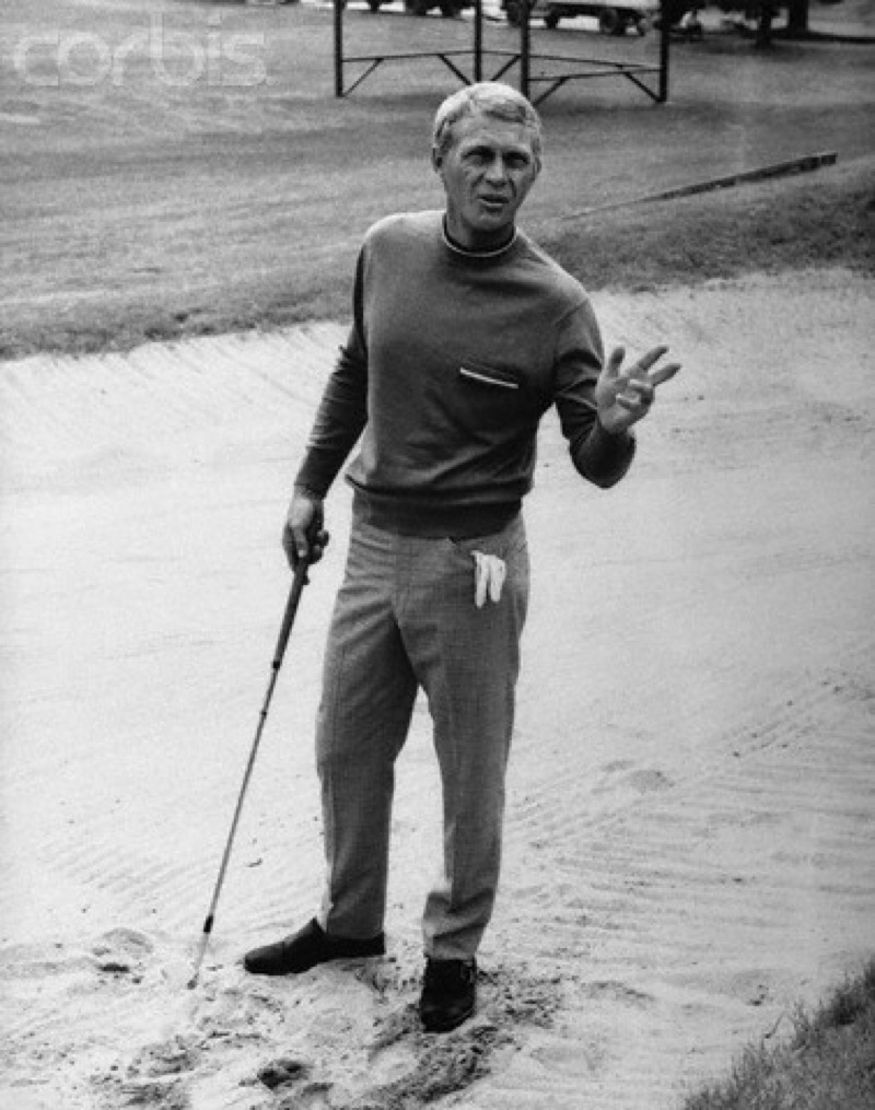 steve mcqueen in project to picture every sevenyearold - 736×935