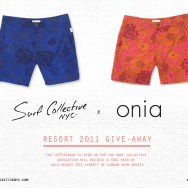 ONIA X SURF COLLECTIVE GIVEAWAY