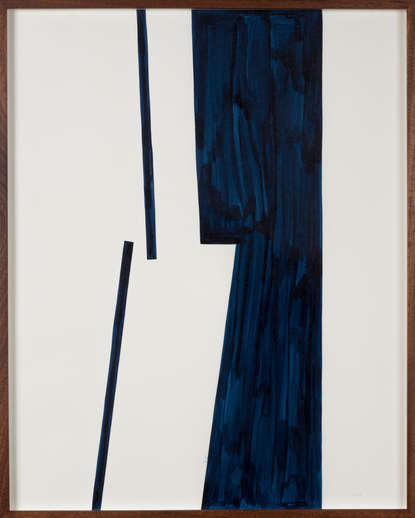 Clare Rojas Goes Geometric Abstraction 1