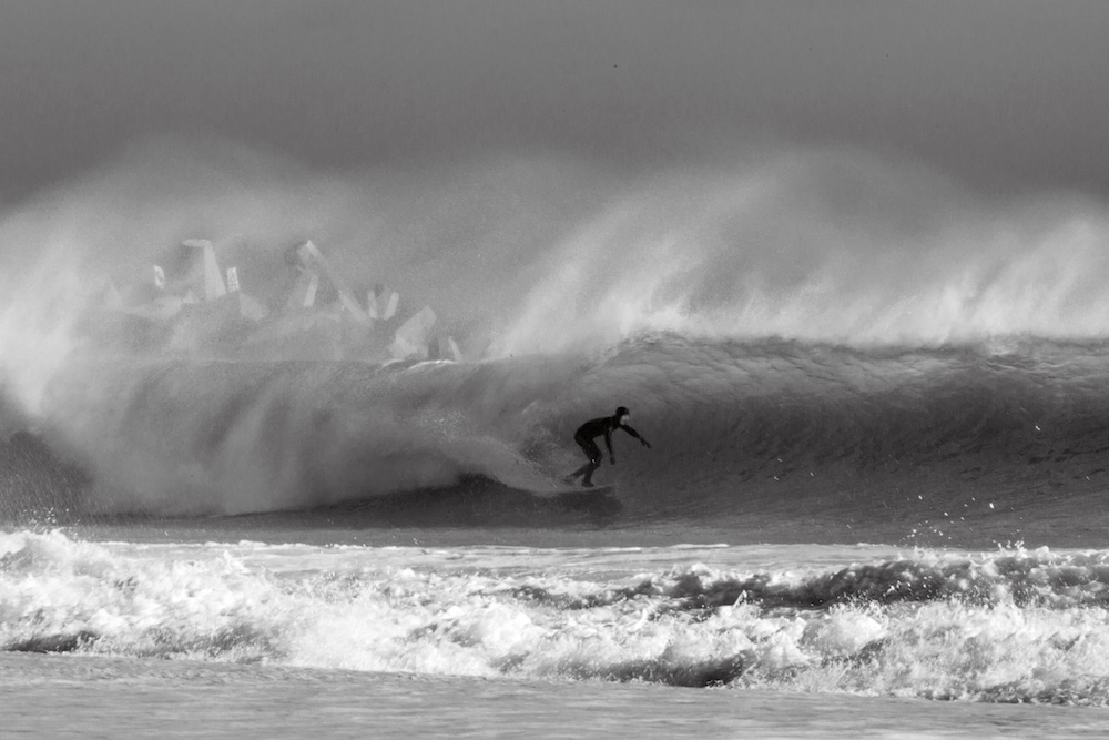 SURF COLLECTIVE NYC - WINTER SWELL - WILL WARASILA