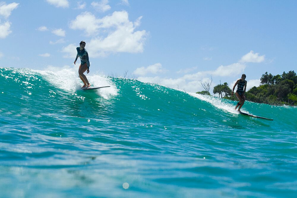 NYC Women's Surf Film Festival - Surf Collective - 3